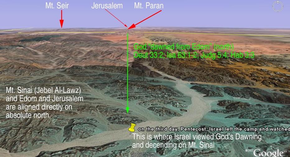 Saudis to Destroy Mount Sinai? | Ancient Astronaut Archive